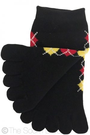 Black Diamond Toe socks