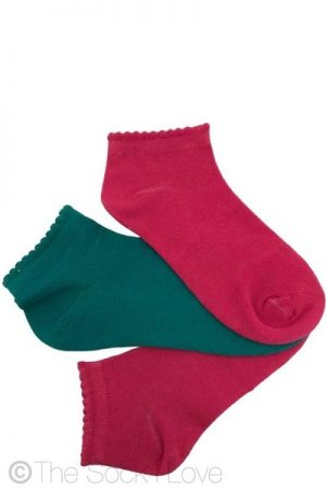 Low Cut Running Day socks (3 pairs)