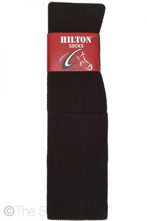 Brown Hilton Boot socks