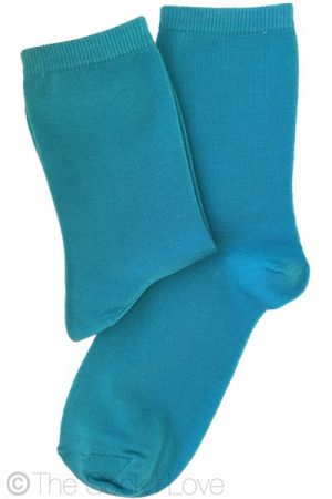 Light Turquoise socks