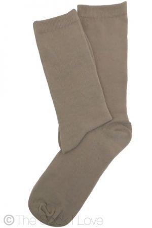 Light Beige socks