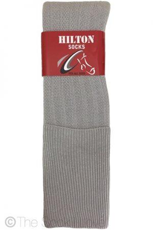 Grey Golfhose socks