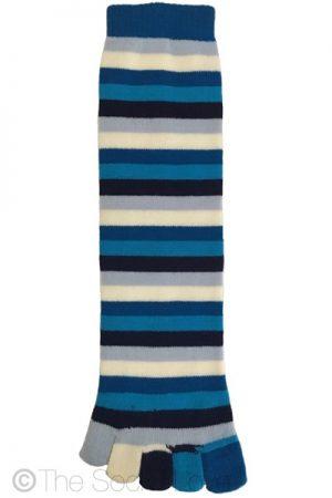 Blue Sky Toe socks