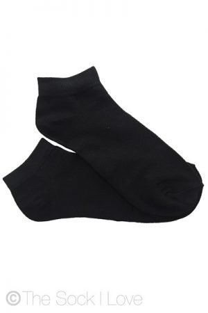 Ankle Black socks