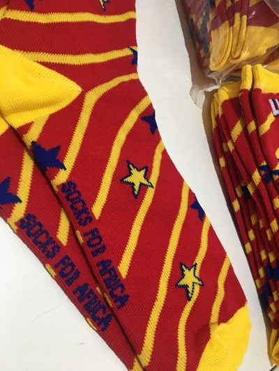 Lucky Star socks