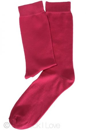 Bright Pink socks