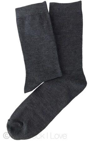 Dark Grey socks