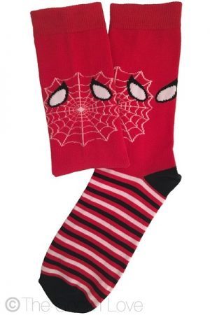 Spiderman Superhero socks