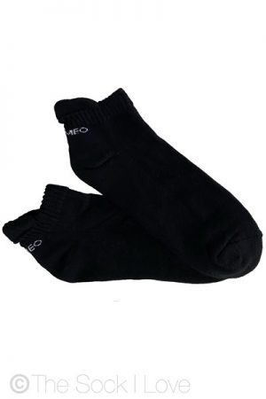 Ankle Black Cushion socks