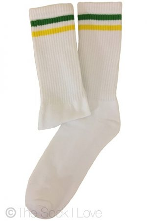 Green Lemon Sport socks