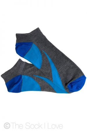 Ankle Aqua Blue socks