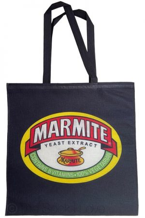 Marmite Shopper Bag