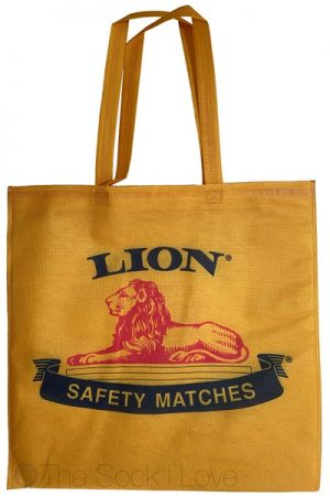 Lion Matches Shopper Bag