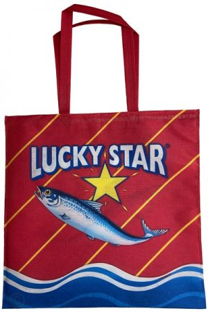 Lucky Star Shopper Bag
