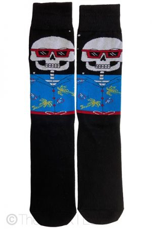 Funky Skeleton socks