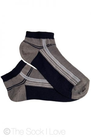 Ankle Dusky Grey socks
