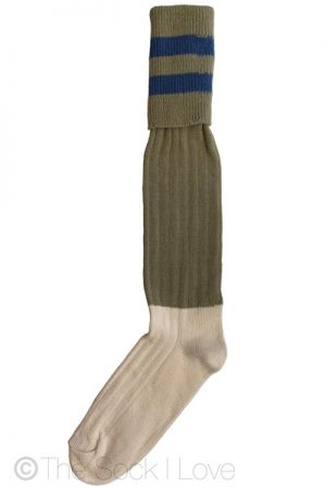 Airforce Khaki Golfhose socks