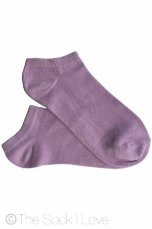 Ankle Lilac Purple socks